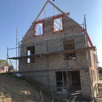 Nieuwbouw in Helwijk